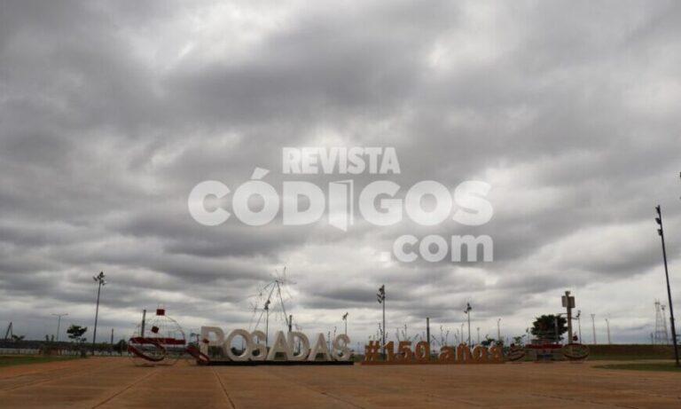 Tiempo en Misiones: se esperan lluvias y tormentas en toda la provincia