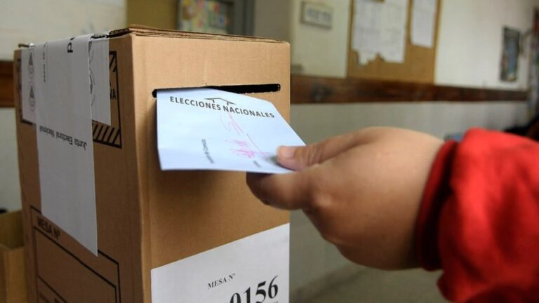 #PASO2021: ¿Qué pasa si hoy no fui a votar?