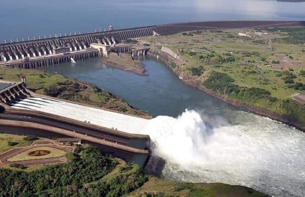 Brasil volvió a liberar agua de sus represas para atenuar la histórica bajante del Paraná