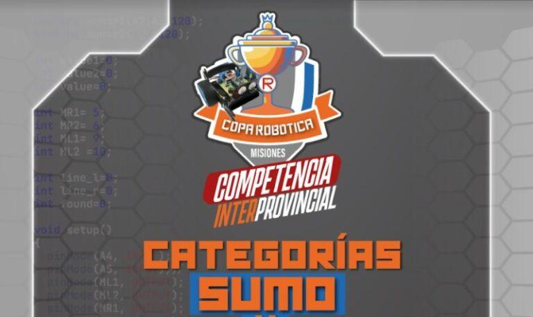 Sumo y Minisumo: se abrieron las inscripciones para participar de una nueva Copa Robótica
