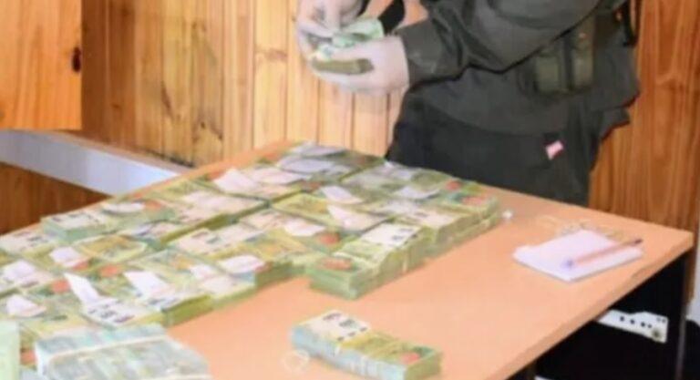 Viajaban a Misiones con más de $5 millones y los detuvo Gendarmería en Corrientes