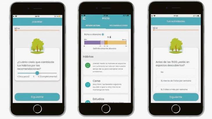 """""""Mi reloj interno"""", la app creada por científicas argentinas para mejorar el descanso"""