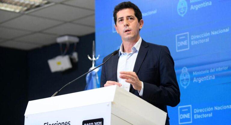 Wado de Pedro y otros 12 funcionarios presentaron su renuncia a Alberto Fernández tras la derrota en las PASO