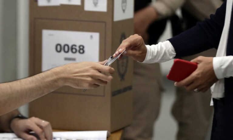 PASO 2021: se registró la más baja participación de ciudadanos en las urnas